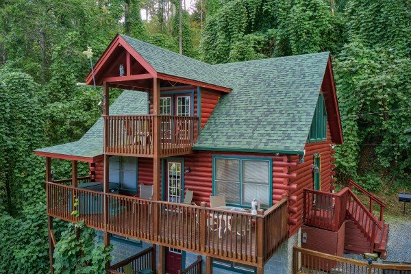 Shiloh, a 3 bedroom cabin rental located in Gatlinburg