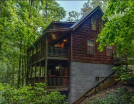 My Smoky Mountain Hideaway