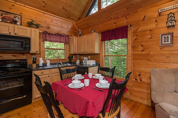 at cabin sweet cabin a 1 bedroom cabin rental located in gatlinburg