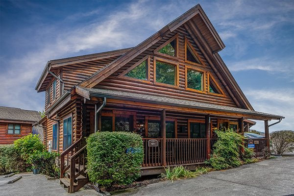 Mountain Escape, a 2 bedroom cabin rental located in Pigeon Forge