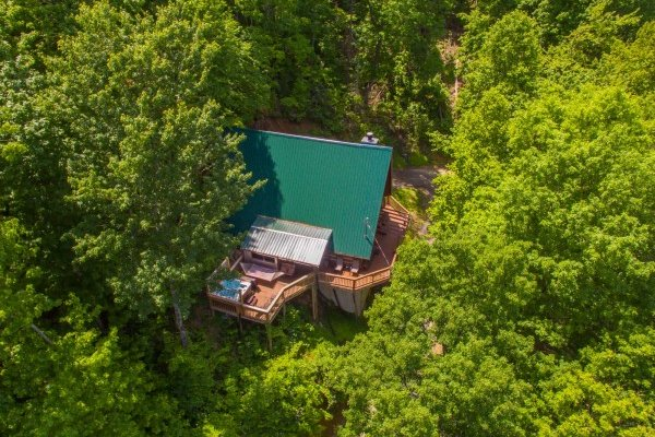 at soaring heights a 3 bedroom cabin rental located in gatlinburg