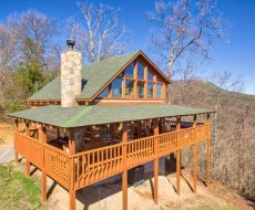 at mountain glory a 1 bedroom cabin rental located in pigeon forge