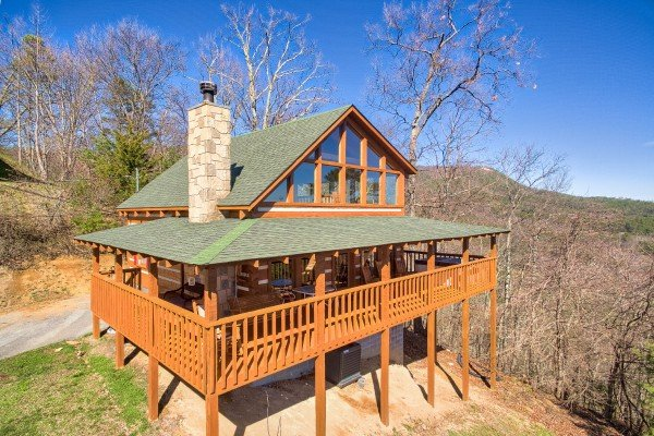 Mountain Glory, a 1 bedroom cabin rental located in Pigeon Forge