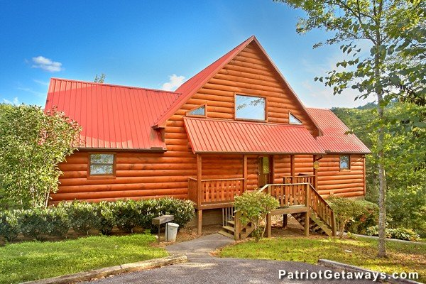 Pot O' Gold, a 4 bedroom cabin rental located in Pigeon Forge