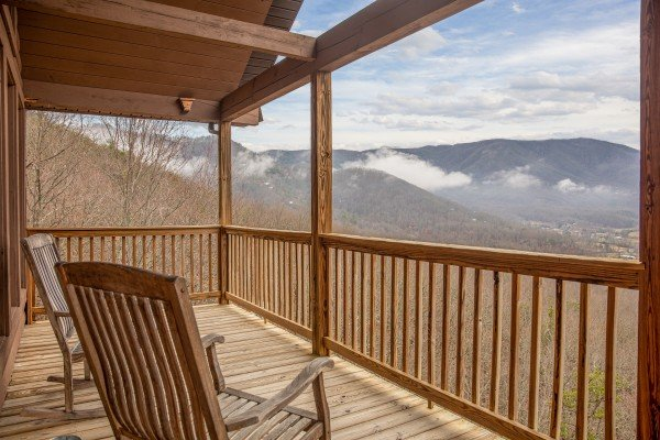 at 1 awesome view a 3 bedroom cabin rental located in pigeon forge
