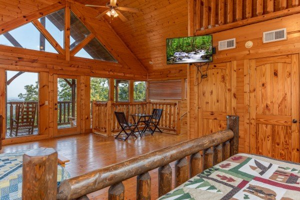 at rocky top retreat a 2 bedroom cabin rental located in pigeon forge