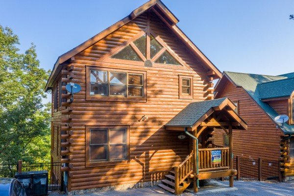 Rocky Top Retreat, a 2 bedroom cabin rental located in Pigeon Forge