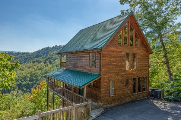 A Perfect Getaway, a 3 bedroom cabin rental located in Pigeon Forge