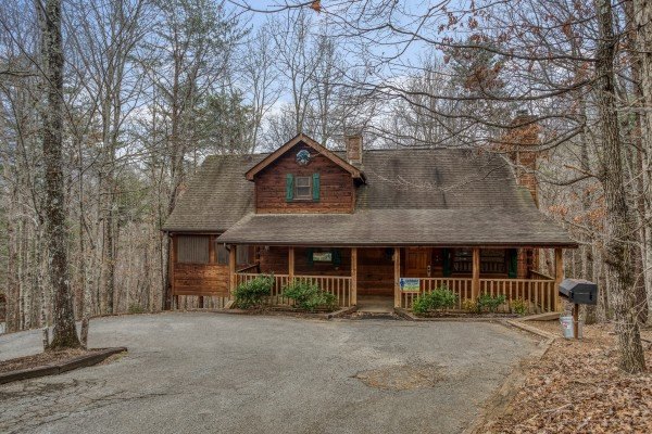 Sweet Mountain Escape, a 2 bedroom cabin rental located in Pigeon Forge