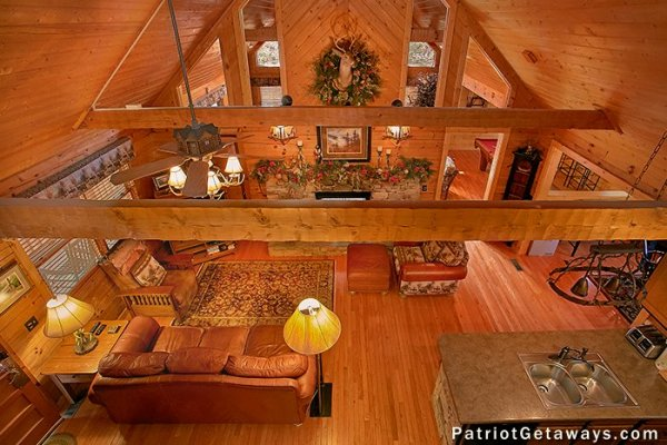 Stags Leap - A Pigeon Forge Cabin Rental