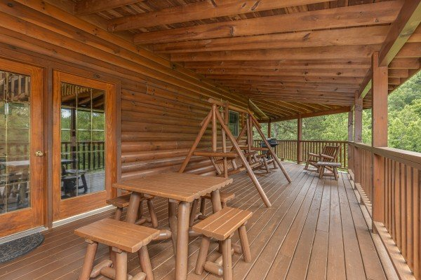 at almost bearadise a 4 bedroom cabin rental located in pigeon forge