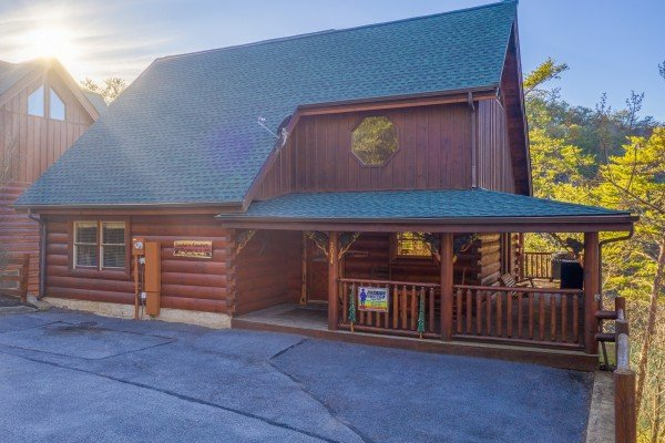 Southern Comfort Memories, a 2 bedroom cabin rental located in Pigeon Forge