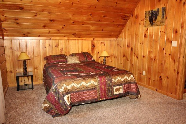 at lil' smoky a 2 bedroom cabin rental located in pigeon forge