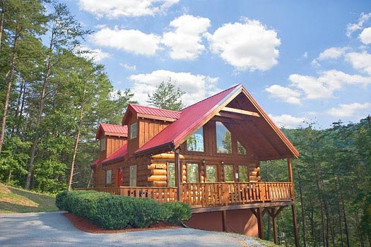 Always & Forever - A Pigeon Forge Cabin Rental