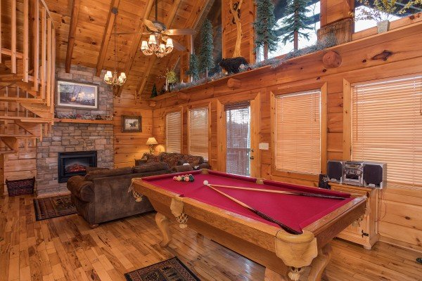 Always Amp Forever A Pigeon Forge Cabin Rental