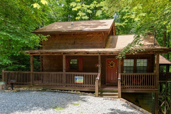 Cabin on the Mountain, a 2 bedroom cabin rental located in Gatlinburg