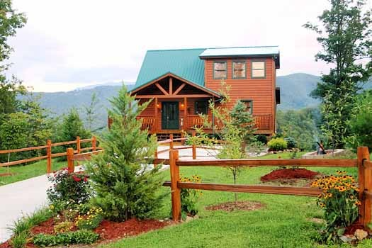 horse'n around a 3 bedroom cabin rental located in pigeon forge