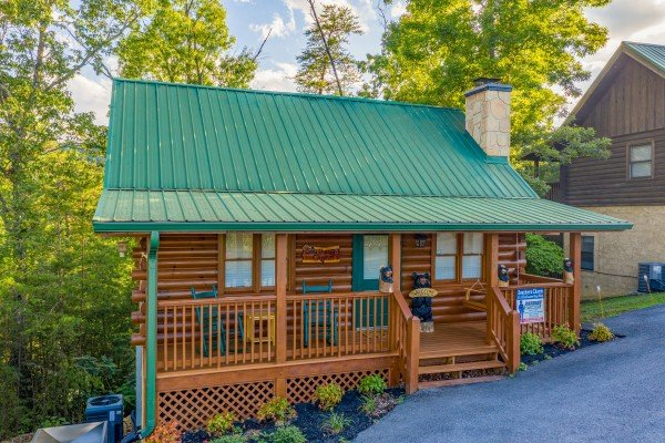 Southern Charm, a 2 bedroom cabin rental located in Pigeon Forge
