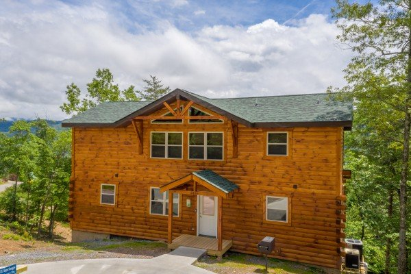 Sawmill Springs, a 3 bedroom cabin rental located in Pigeon Forge