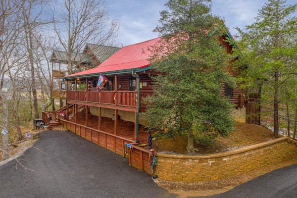 Pigeon Forge Pleasures, a 3 bedroom cabin rental located in Pigeon Forge