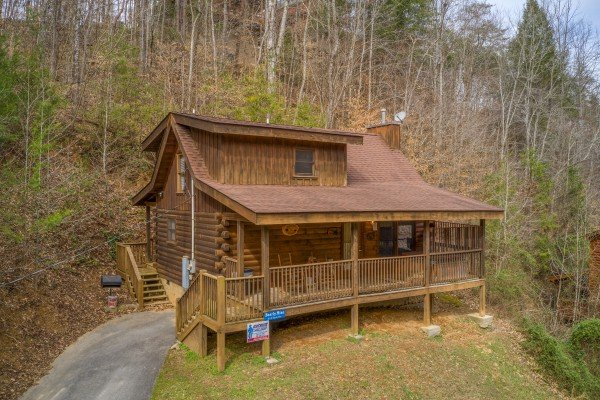 Bearly Mine, a 1 bedroom Pigeon Forge cabin rental