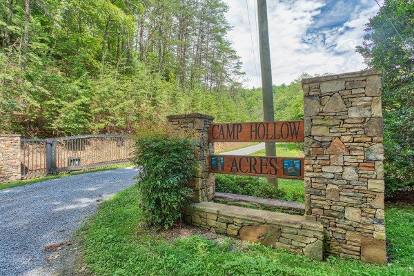 The resort where you'll find I Do Love Views, a 3 bedroom cabin rental located in Pigeon Forge