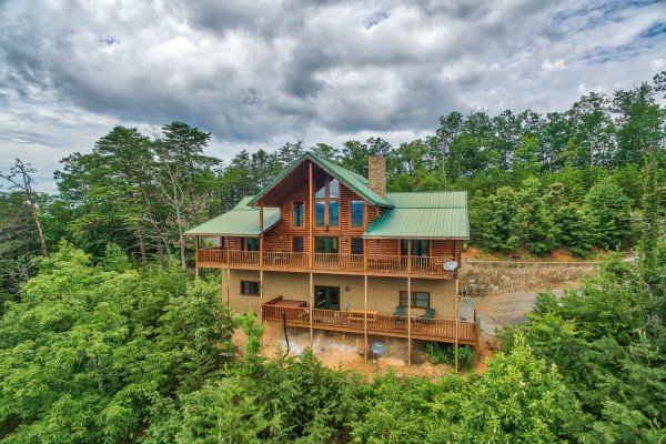 I Do Love Views, a 3 bedroom cabin rental located in Pigeon Forge
