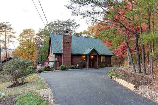 at maple top in the smokies a 3 bedroom cabin rental located in pigeon forge