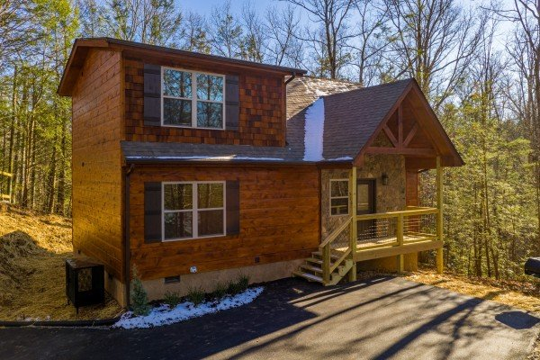 Bessy Bears Cabin, a 2 bedroom cabin rental located inGatlinburg