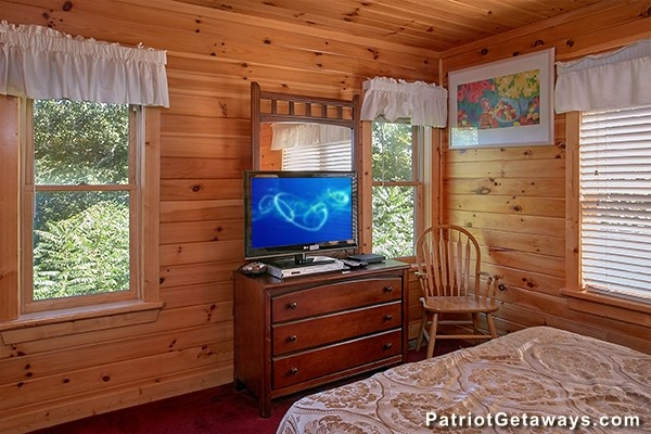 at mountain spirit a 4 bedroom cabin rental located in pigeon forge