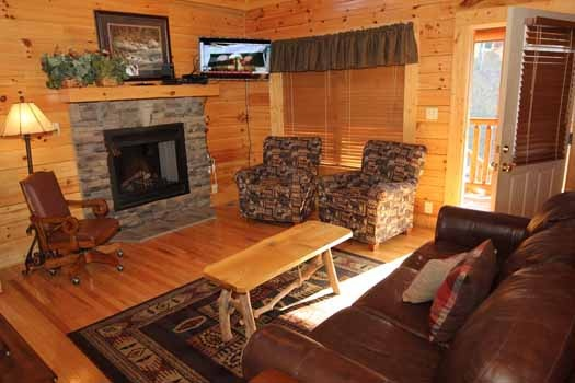 at starry starry night a 2 bedroom cabin rental located in pigeon forge