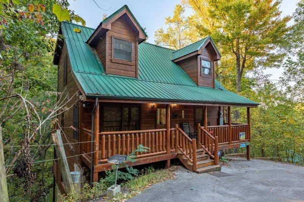 Firefly Ridge, a 2 bedroom cabin rental located in Pigeon Forge