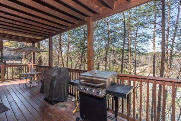 at no troubles - #737 a 2 bedroom cabin rental located in pigeon forge