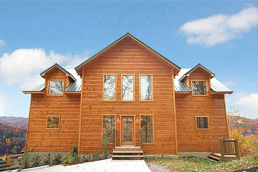 Elk Horn Lodge, a 5-bedroom cabin rental located in Gatlinburg