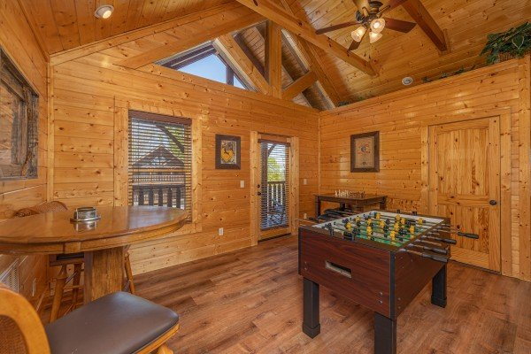 at grand timber lodge a 5 bedroom cabin rental located in pigeon forge