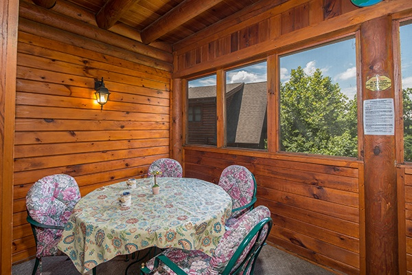 at mountain endeavor a 2 bedroom cabin rental located in pigeon forge