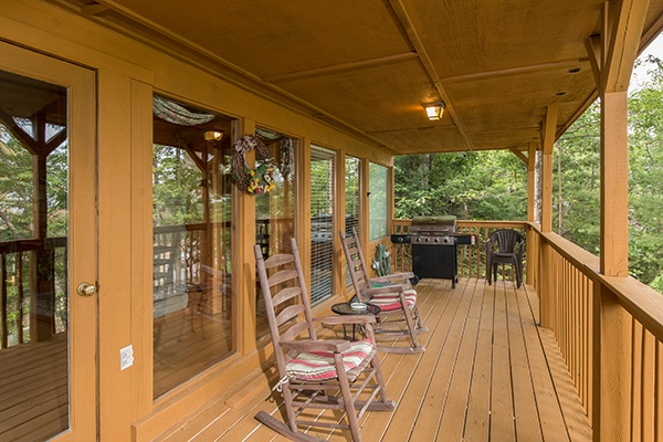 at angelic sunset a 2 bedroom cabin rental located in pigeon forge