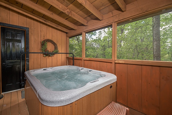at chocolate moose a 2 bedroom cabin rental located in pigeon forge