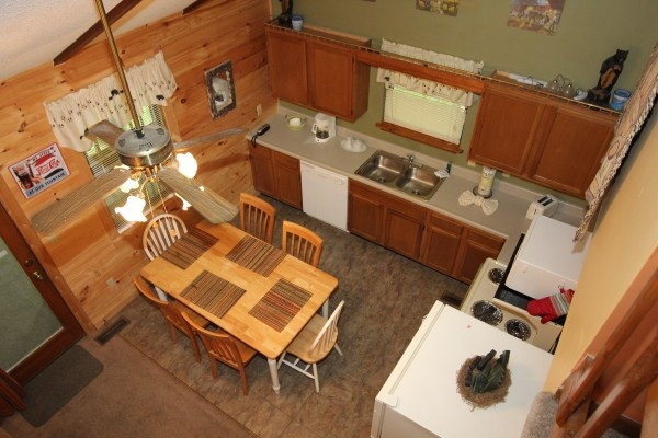 at trails end a 3 bedroom cabin rental located in pigeon forge