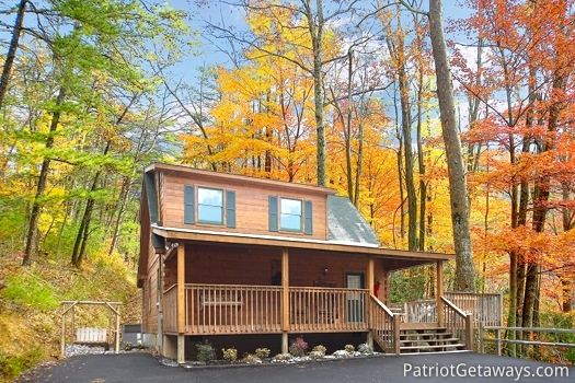 Hooked on Bears, a 2 bedroom cabin rental located in Pigeon Forge