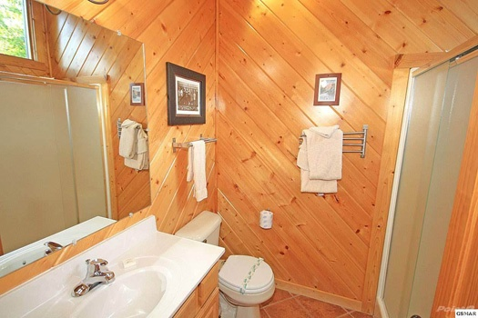 at irish blessings a 2 bedroom cabin rental located in gatlinburg