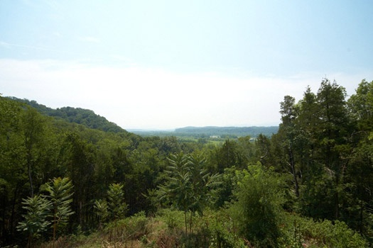 view of the smoky mountains at mountain lake escape a 3 bedroom cabin rental located in douglas lake