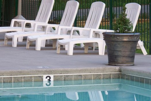 Resort pool use for guests at Lookout Ridge, a 2 bedroom cabin rental located in Pigeon Forge