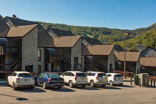 High Alpine #204, a 2 bedroom cabin rental located in Gatlinburg