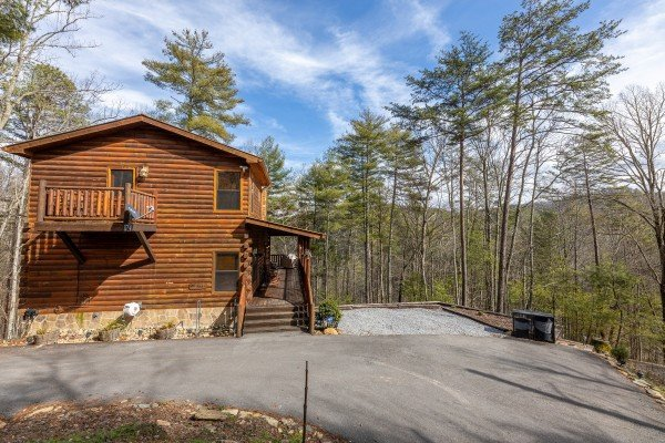 at all hours a 2 bedroom cabin rental located in pigeon forge