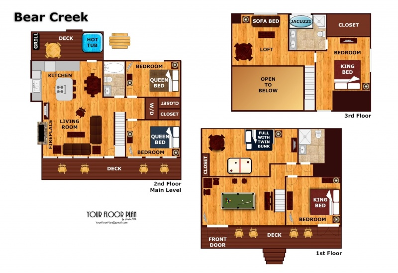 View Image Gallery U203a View Floorplan U203a ...