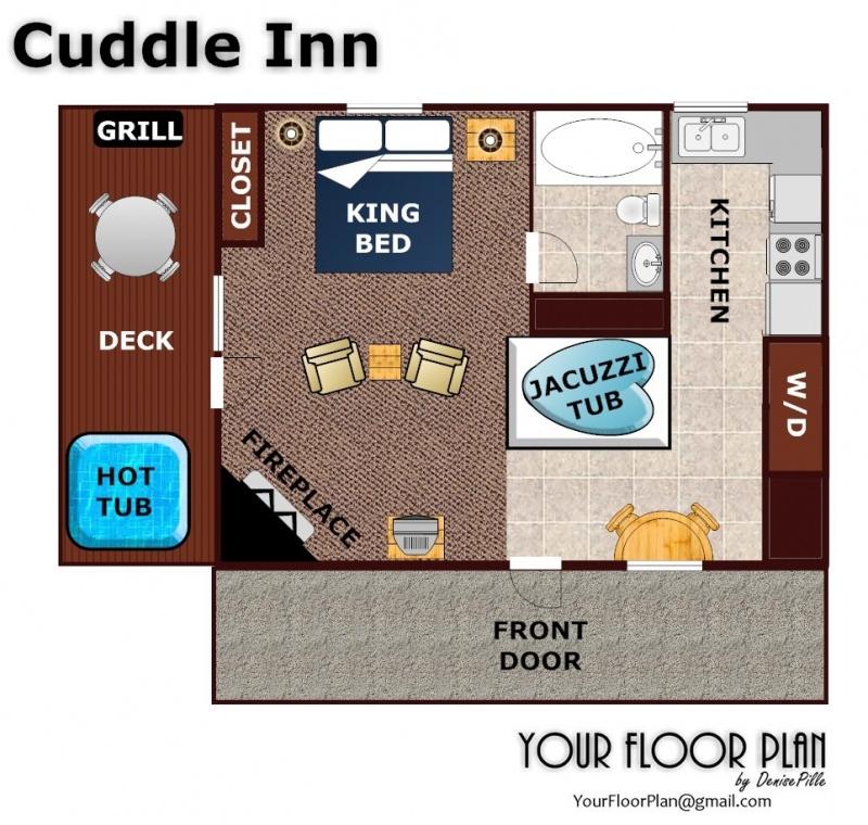 Cuddle Inn - A Gatlinburg Cabin Rental